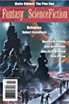 The Magazine of Fantasy & Science Fiction, May/June 2021 (F&SF, #755)