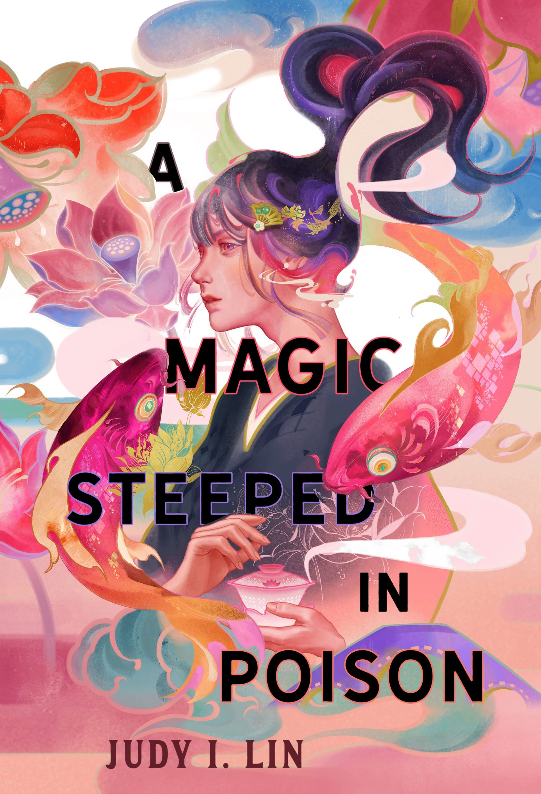 A Magic Steeped in Poison (The Book of Tea, #1)