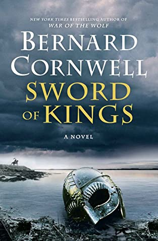 Cover Sword of Kings (The Saxon Stories, #12) - Bernard Cornwell