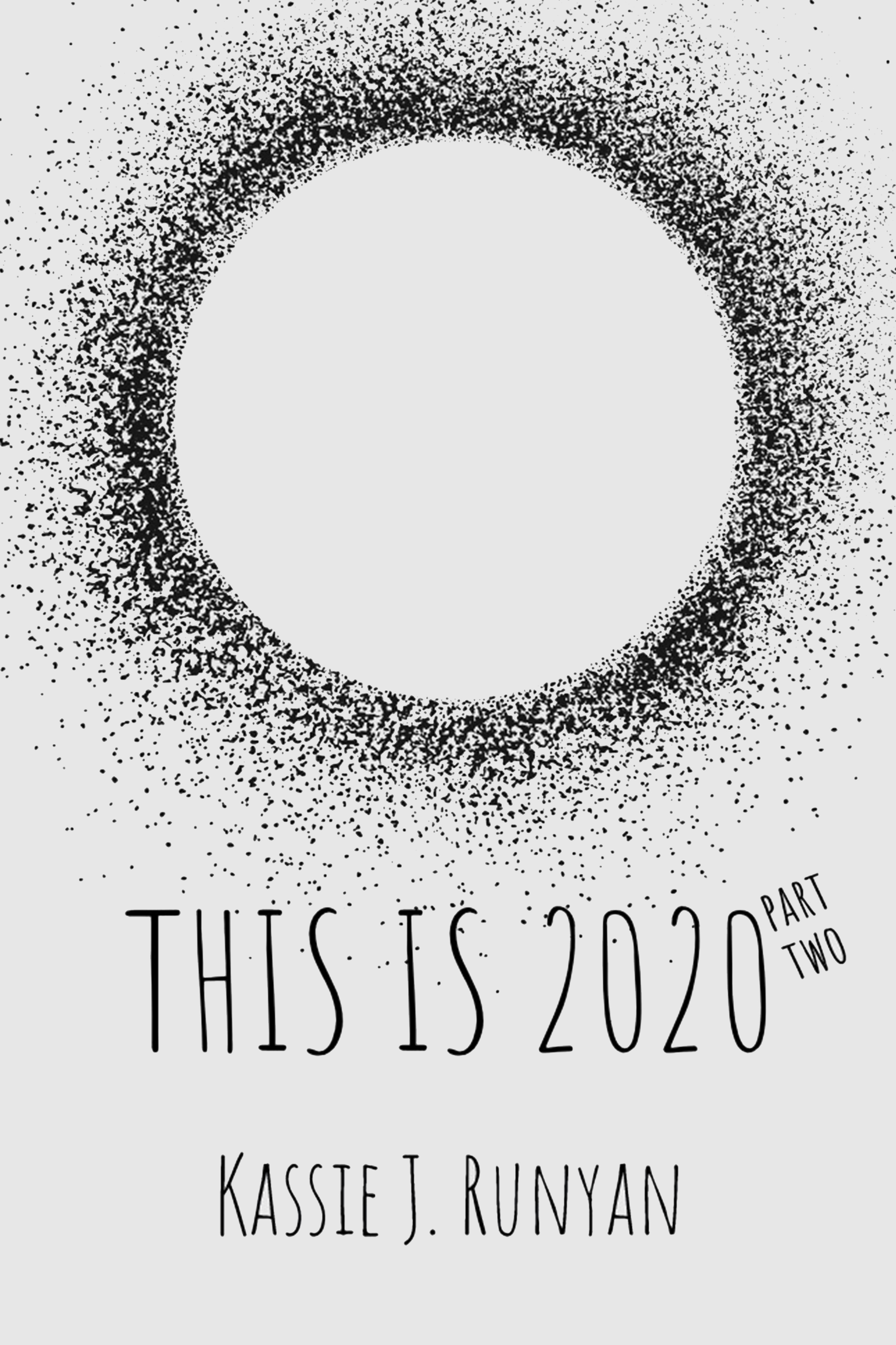 This is 2020 part two: a poetry collection