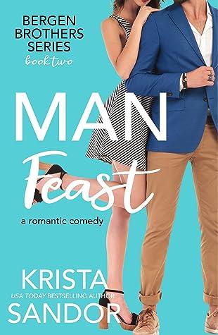 Man Feast (Bergen Brothers, #2)