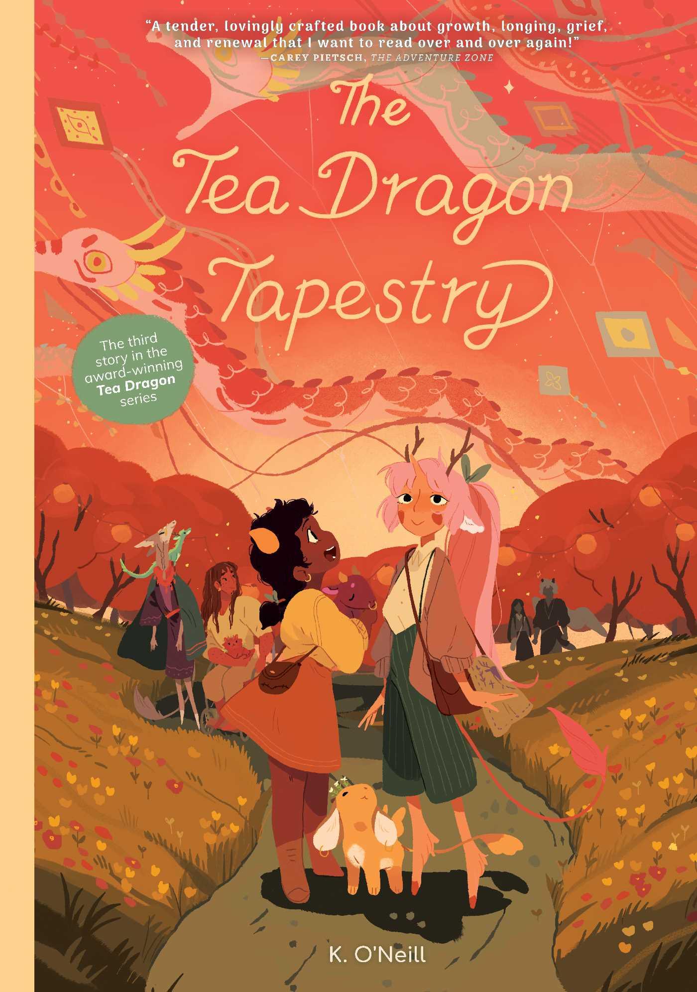 The Tea Dragon Tapestry (Tea Dragon, #3)