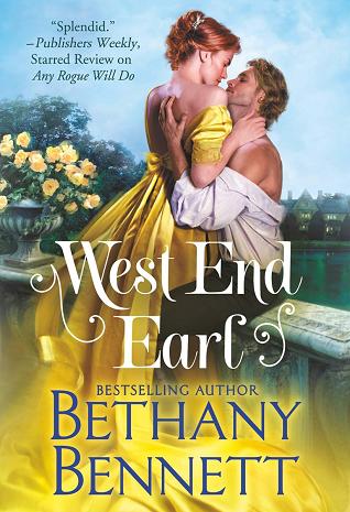 West End Earl (Misfits of Mayfair, #2)