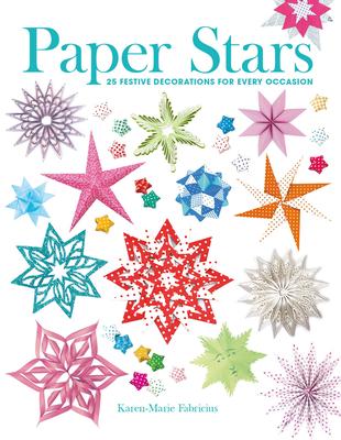 Paper Stars by Karen-Marie Fabricius