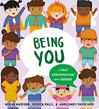 Being You: A First Conversation about Gender