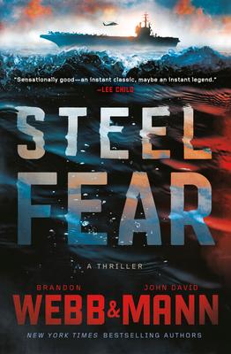 Steel Fear (Finn Thrillers #1)