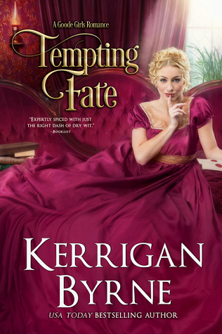 Tempting Fate (Goode Girls, #4)