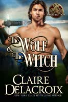 The Wolf and the Witch (Blood Brothers Book 1)