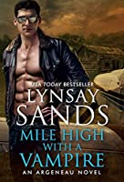 Mile High with a Vampire (Argeneau, #33)