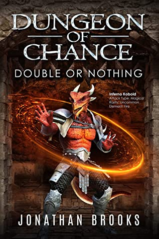 Dungeon of Chance by Jonathan    Brooks