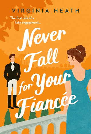 Never Fall for Your Fiancée (The Merriwell Sisters, #1)