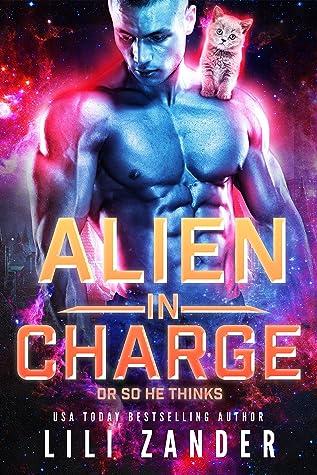 Alien in Charge (Warriors of Gehar #1)