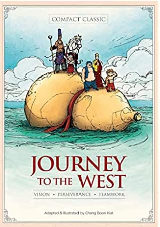 Journey to the West: Vision, Perseverance, Teamwork