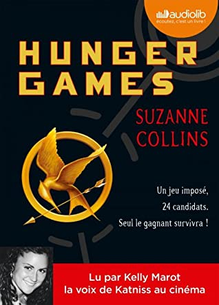 Suzanne Collins Hunger Games 1 (French)