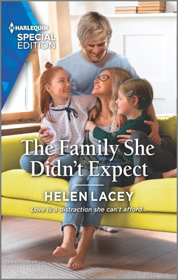 The Family She Didn't Expect by Helen Lacey