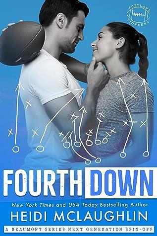 Fourth Down (Portland Pioneers #1)