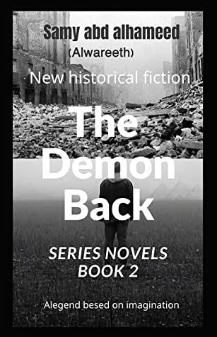 New Historical Fiction The Demon Back: : Best suspense, mystery and thriller series novels BOOK 2