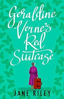Geraldine Verne's Red Suitcase by Jane  Riley