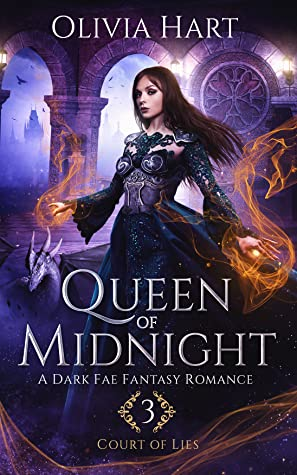 Queen of Midnight by Olivia   Hart