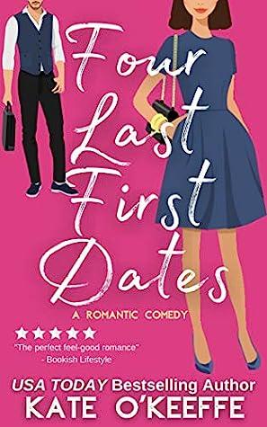 Four Last First Dates (Cozy Cottage Café, #4)