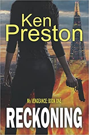 Front cover of Reckoning by Ken Preston