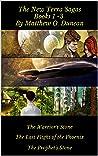 The New Terra Sagas Books 1 -3 : The Warrior's Stone - The Last Flight of the Phoenix - The Prophet's Stone