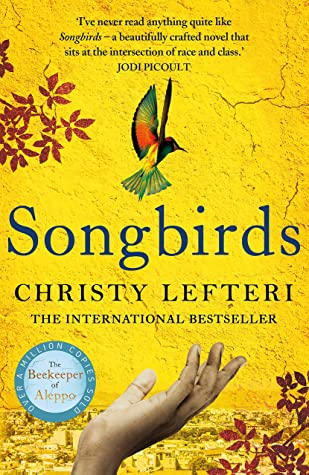 Songbirds: 'Will break your heart and open your eyes' Heather Morris, author of The Tattooist of Auschwitz
