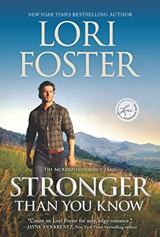 Stronger Than You Know  (McKenzies of Ridge Trail #2)