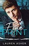 The Fine Print (Dreamland Billionaires, #1)