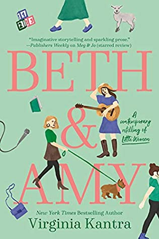 Beth and Amy (The March Sisters, #2)