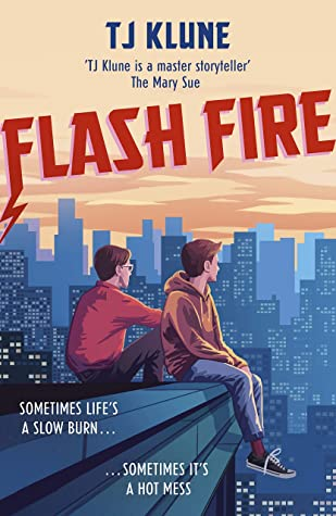 Book cover of Flash Fire