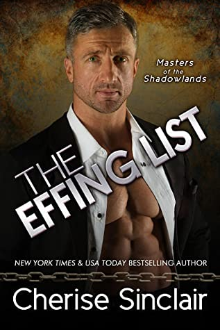 The Effing List (Masters of the Shadowlands, #14)