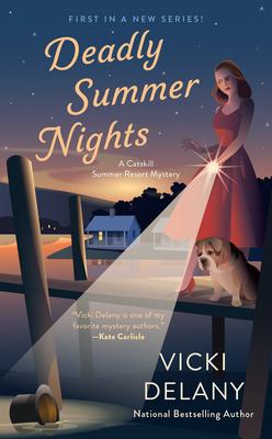 Deadly Summer Nights (Catskill Summer Resort Mystery #1)