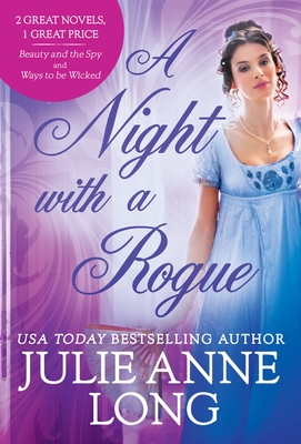 A Night with a Rogue (Holt Sisters Trilogy #1-2)
