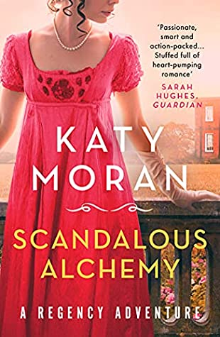 Scandalous Alchemy (Hester and Crow, #3)