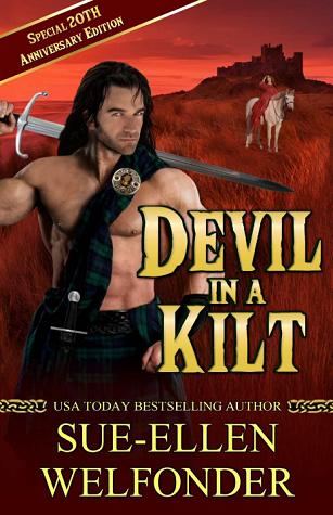 Devil in a Kilt by Sue-Ellen Welfonder