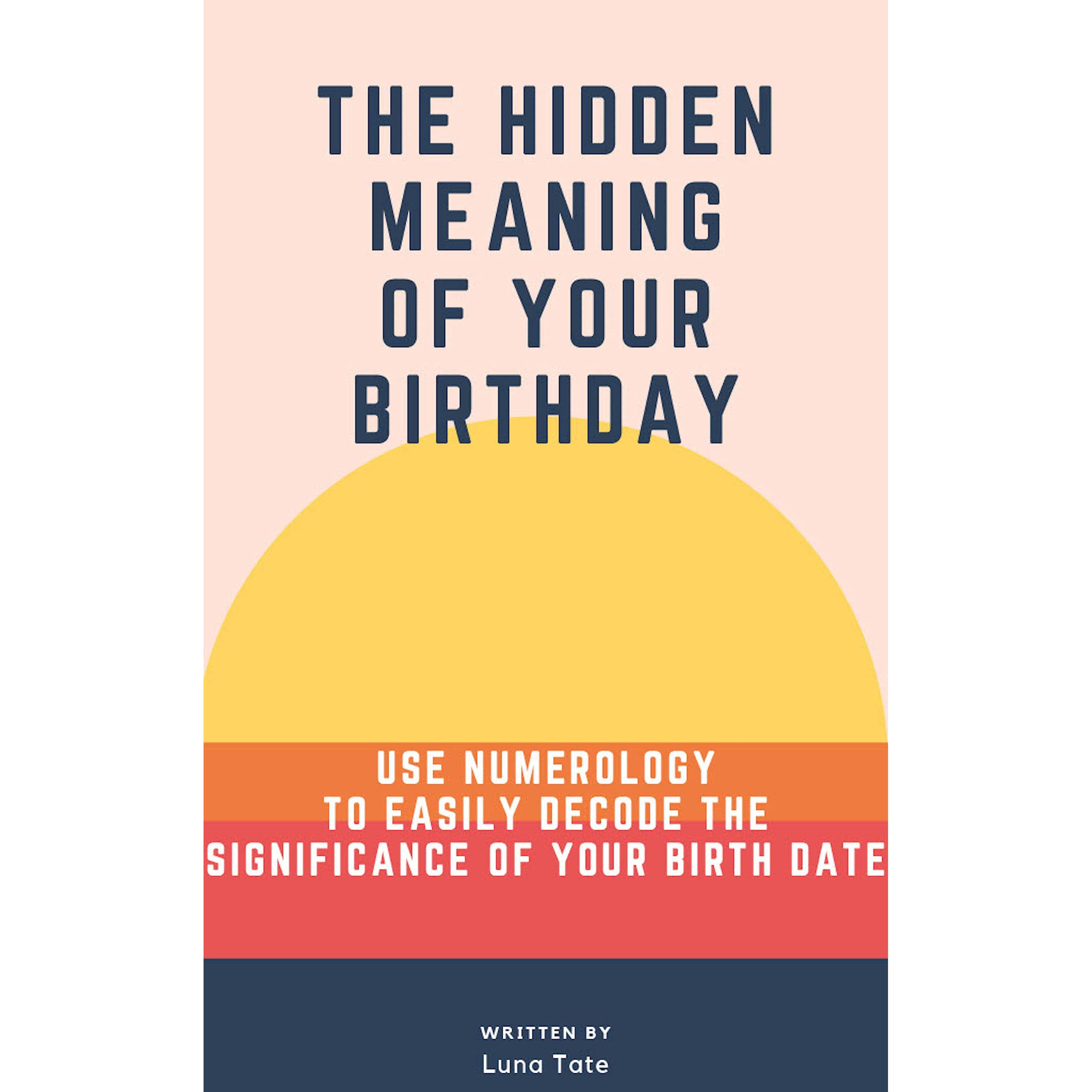 Birth date meaning numerology Numerology And
