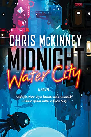 Midnight, Water City (Water City, #1)