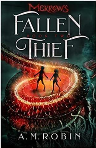 Fallen Thief (Merrows, #2)
