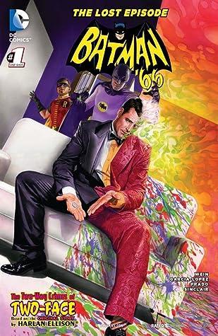 Batman '66: The Lost Episode #1