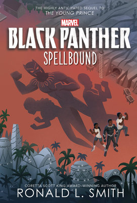 Black Panther The Young Prince: Spellbound