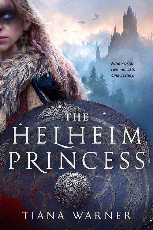 The Helheim Princess (The Helheim Prophecy, #1)