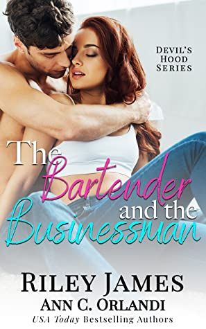 The Bartender and the Businessman by Riley  James