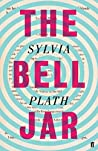 Book cover for The Bell Jar