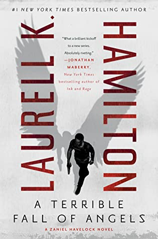 Book Review: A Terrible Fall of Angels by Laurell K. Hamilton