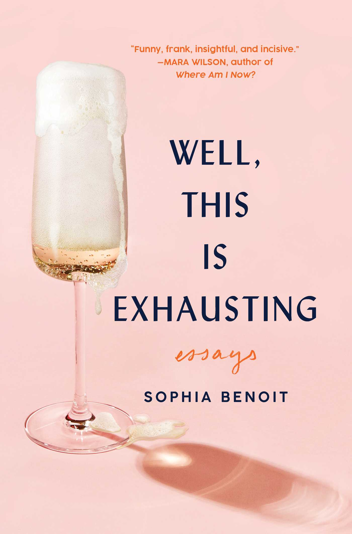 Well, This Is Exhausting: Essays