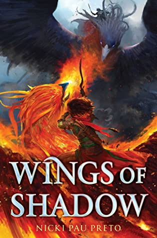 Wings of Shadow (Crown of Feathers, #3)