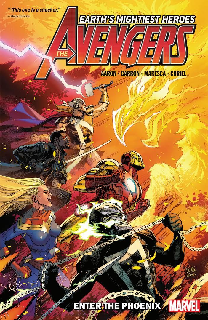 Avengers by Jason Aaron, Vol. 8: Enter the Phoenix