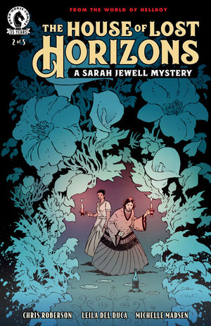 The House Of Lost Horizons: A Sarah Jewell Mystery #2