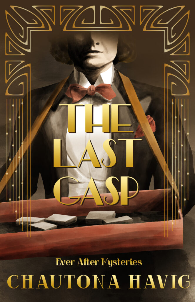 The Last Gasp (Ever After Mysteries, #1)